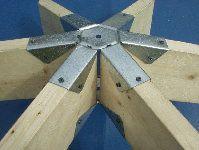 DOME KITS.info - steel - dome connectors