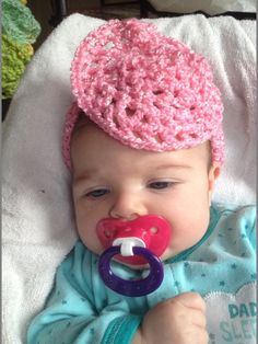 Infant/Baby Crochet Headbands