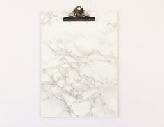 Allerlievelings Klembord marmerlook #clipboard #klembord #marblelook #interior #giftidea #stationary