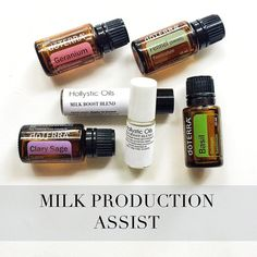 If you need a little assistance in boosting your milk production here are some essential oils to try. See FULL POST instagram.com/hollystic_oils