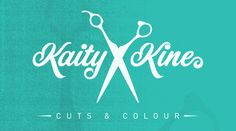 Logo design done for a local hair stylist.