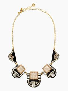 imperial tile necklace - kate spade new york