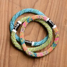 Lily and Laura Bracelets - Sweet