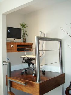 Modern Home Office Design, Pictures, Remodel, Decor and Ideas - page 10