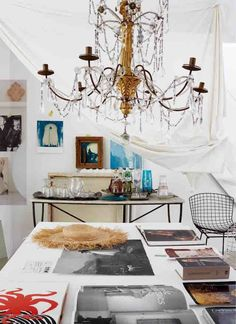 Inspiration from Carolyn Quartermaine - French By Design