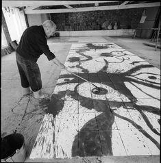 Joan Miro Mural Ceramics - SCHIRN MAG