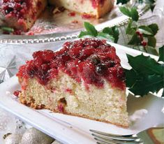 Celebrate the holidays with good food, friends and family. Our Christmas cranberry cake recipe will be the hit of your holiday dessert dish. Cupcake Frosting Recipes, Cupcake Cakes, Cake Recipes, Cranberry Dessert, Cranberry Recipes, Holiday Desserts, Holiday Recipes, Christmas Recipes, Silver Palate Cookbook