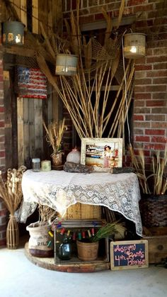 Grooms fishing table weddings pinterest grooms grooms table duck dynasty party junglespirit Choice Image
