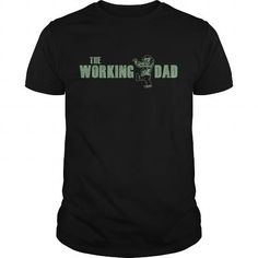 Custom Names The Working Dad Shirts & Tees