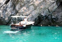 The Amalfi Coast's Green Grotto