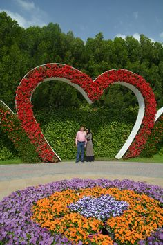 Miracle Garden - Dubai/U.A.E