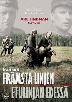 Beyond the Front Line (Finnish: Etulinjan edessä, Swedish: Framom främsta linjen) is a 2004 Finnish war film directed by Åke Lindman. The film is based on the diaries of Swedish-speaking Finnish soldiers who served in the Continuation War in 1942–1944.  It tells the story of the infantry regiment 61 that fought from Syväri to the Karelian Ishtmus.