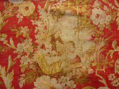 Vous recherchez des tissus anciens... www.lagrandegoule.fr