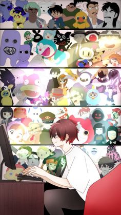 Anime Love, Anime Guys, Level 5, Cute Chibi, Death Note, Youtubers, Character Design, My Arts, Fandoms