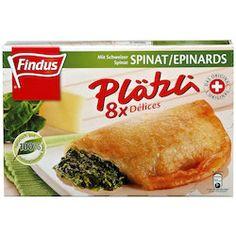 Findus Délices aux épinards congelés 8 pièces Spanakopita, Ethnic Recipes, Food, Kitchens, Hoods, Meals