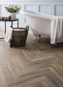 Topps Tiles Laminate Flooring For Bathrooms Wood Effect Tiles