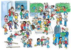 Buiten spelen Kinderen en hun sociale talenten