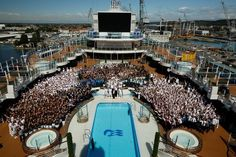 And now we wait. Princess Cruises debuted its newest ship, the Regal Princess, last week with its first sailing out of Venice to begin a summer of cruising in the Mediterranean.
