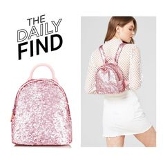 """Daily Find: Skinnydip Backpack"" by polyvore-editorial ❤ liked on Polyvore featuring DailyFind"