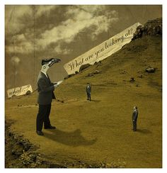 Joseba Elorza, What are you looking at?