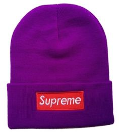 RSS Product Feed :: Wholesale - Cheap Supreme Beanie Hats Purple