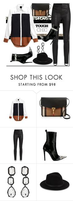 """The Expert At Anything Was Once A Beginner"" by polymeme ❤ liked on Polyvore featuring Josh Goot, Burberry, Balmain, Haider Ackermann, AMBUSH and Saks Fifth Avenue"