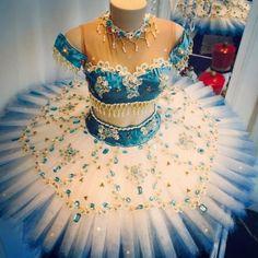 Blue two peace tutu Cute Dance Costumes, Jazz Costumes, Ballet Costumes, Tutu Ballet, Ballet Dancers, Ballet Feet, Ballerina Tutu, Ballet Russe, Dance Gear