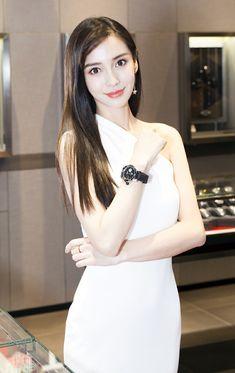 Modern Fashion, Asian Fashion, Senior Girl Poses, Angelababy, Good Looking Women, Chinese Actress, Ao Dai, Sexy Asian Girls, Woman Crush