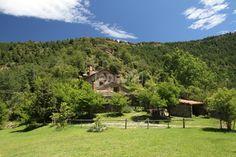 Casa Rural La Pegatera para 7 personas en Coll de Nargo http://www.toprural.com/Casa-rural-alquiler-%C3%ADntegro/La-Pegatera_104379_f.html