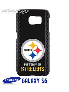 Pittsburgh Steelers Custom Samsung Galaxy S6 Case Hardshell
