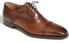 Magnanni 'Santiago' Cap Toe Oxford on shopstyle.com