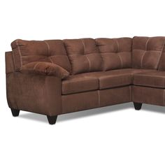 Ricardo 2-Piece Sleeper Sectional | Value City Furniture and Mattresses Sleeper Sectional, Reclining Sectional, Value City Furniture, New Furniture, Full Mattress, Bedroom Cabinets, Living Room Seating, Contemporary Sofa, Extra Seating