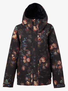 Burton Radar Jacket   Lowland Floral