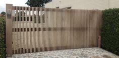 Diana: stijl poort houten poorten kempen - Google zoeken