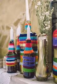 Image result for bohemian centerpieces