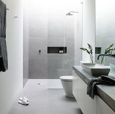 Chic + simple | shades of grey | minimalist
