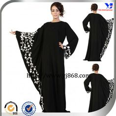 2014 Beautiful Flower Embroidery Black Jersery Butterfly Women Dubai Abaya , Find Complete Details about 2014 Beautiful Flower Embroidery Black Jersery Butterfly Women Dubai Abaya,Abaya,Butterfly Abaya,Dubai Abaya from Islamic Clothing Supplier or Manufacturer-Guangzhou Yingju Fashion Co., Ltd.