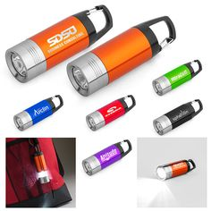 Rocket Flashlight  Rich enamel color finish body with metallic Silver tip accent. Use as a focused-beam flashlight or lantern. Includes battery.