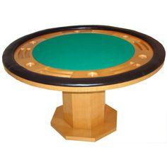 Mesa Sextavada Para Jogar Cartas Sala De Jogos