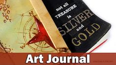 Art journal | treasure - YouTube