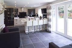 Kitchen layout option