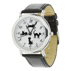Kittens Galore Watch - A portion of all sales goes to the Jackson Galaxy Fund to help shelter kitties!
