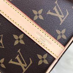 Louis Vuitton Bandoulier Speedy Bag – World Leather Design Louis Vuitton Handbags 2017, Louis Vuitton Speedy Bag, Damier, Wood Creations, Leather Design, Authentic Louis Vuitton, Handbag Accessories, Monogram, Purses