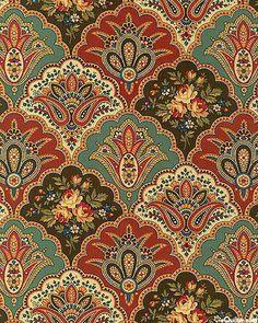 Fabric Patterns, Print Patterns, Marimekko, Paisley Wallpaper, Pattern Wallpaper, Printing On Fabric, Paisley Fabric, Paisley Print, Surface Pattern