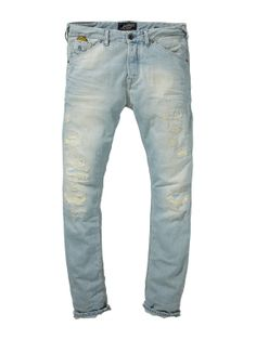 Gitane - Runaway Repair   Denims - Non Fashion   Men Clothing at Scotch & Soda