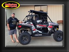 Thanks to Creed Foubare from Perkinston MS for getting a 2016 Polaris RZR S 1000. @HattiesburgCycles