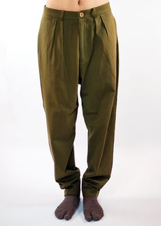 Eco Fashion Line Miakoda Organic Cargo Pants