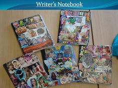 "A Writer's Notebook is a personal place for your students to create and keep their ideas, wonders, topics, and memories. Since incorporating these notebooks into the classroom, there has been a marked improvement in the quality of writing that my students produce. The greatest benefit in using this writing tool is that students no longer have the excuse of, ""I have nothing to write about!"" Ideas are already collected neatly in a decorative bound book. It truly is a wonderful thing!"