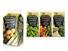 Packaging of the World: Creative Package Design Archive and Gallery: Heinz Farmers' Market