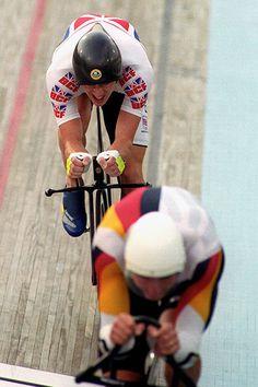 Chris Boardman Olympic final 1992